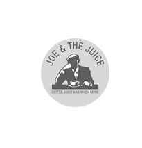Customer logo Joe & The Juice